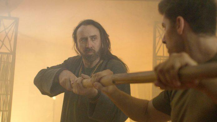 Jiu Jitsu é o filme de ação de artes marciais Nic Cage vs. alien que os fãs não sabiam que queriam