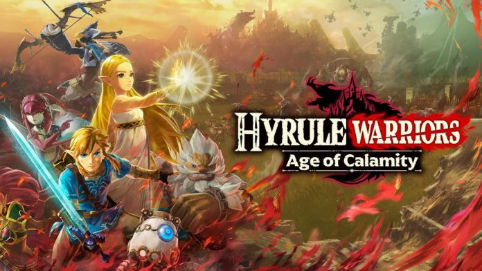 Hyrule Warriors: Age of Calamity Game Review