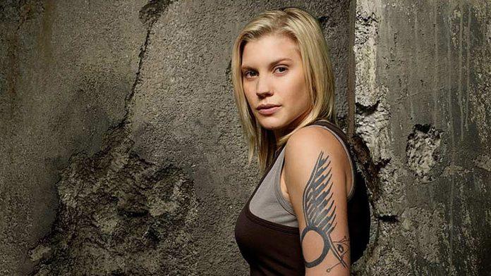 Katee Sackhoff de Battlestar Galactica revela se ela está envolvida no reboot da Peacock