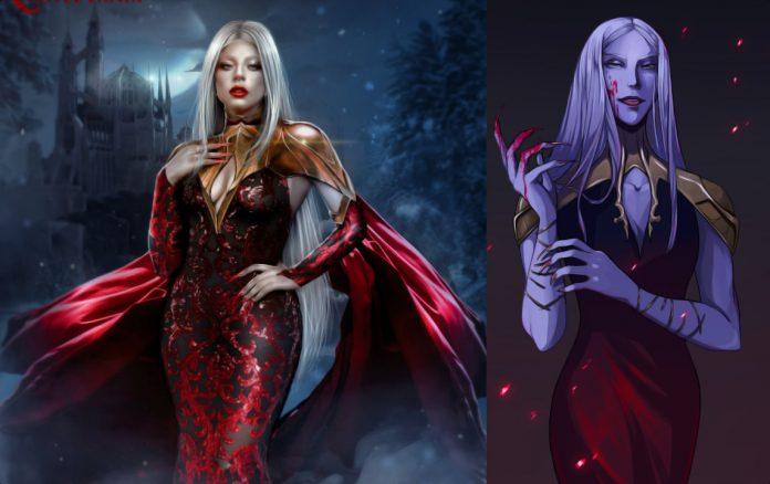 Lady Gaga entra no mundo de Castlevania com esta reforma sobrenatural