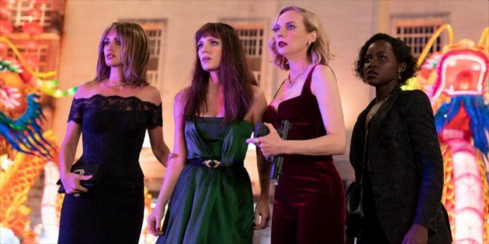 Jessica Chastain Spy Thriller 'The 355' retrocedido para 2022