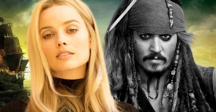 Tudo o que sabemos sobre a Reboot de Piratas do Caribe de Margot Robbie