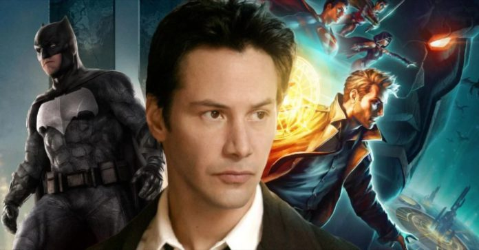 Constantine 2: O retorno de Keanu Reeves deve configurar a Liga da Justiça Dark da DCEU