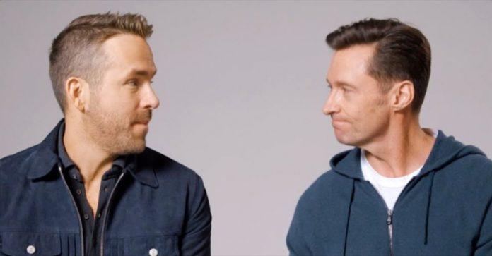 A mãe de Ryan Reynolds fica do lado de Hugh Jackman na briga de atores