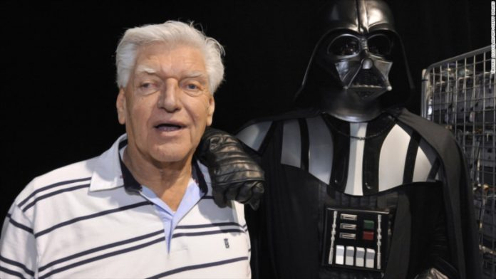 David Prowse o Darth Vader original morre aos 85 anos