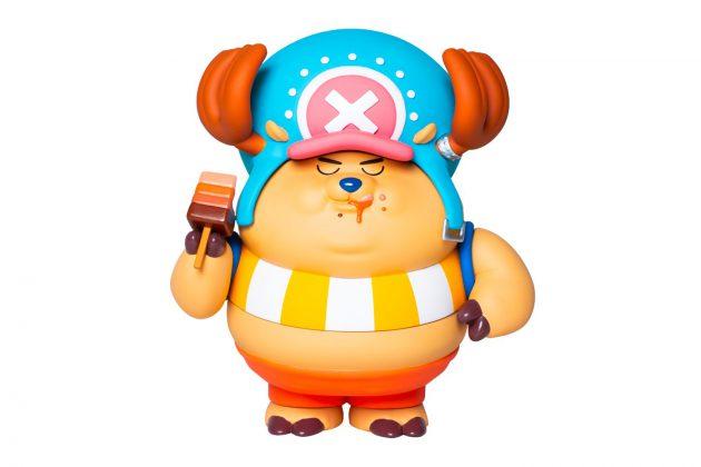 "Premium BANDAI junta-se ao projeto BUSTERCALL para criar Figuras de ""Chunky"" One Piece 6"