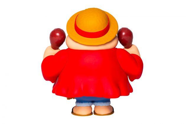 "Premium BANDAI junta-se ao projeto BUSTERCALL para criar Figuras de ""Chunky"" One Piece 5"
