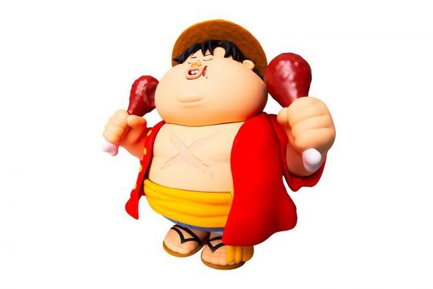 "Premium BANDAI junta-se ao projeto BUSTERCALL para criar Figuras de ""Chunky"" One Piece 4"