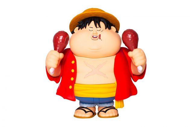 "Premium BANDAI junta-se ao projeto BUSTERCALL para criar Figuras de ""Chunky"" One Piece 3"