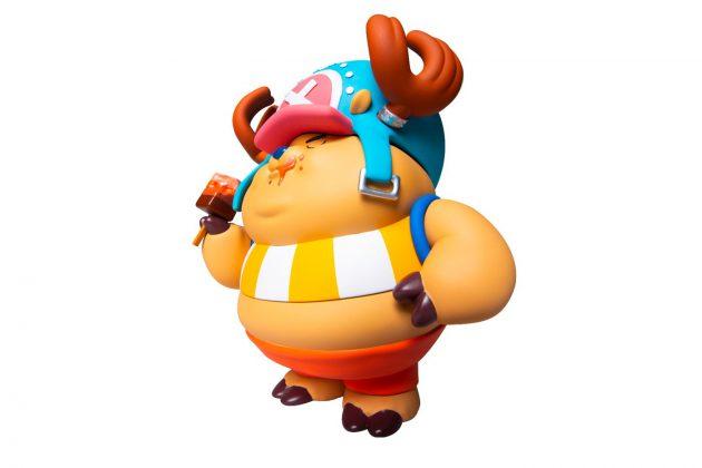 "Premium BANDAI junta-se ao projeto BUSTERCALL para criar Figuras de ""Chunky"" One Piece 1"