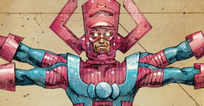 A Marvel acaba de revelar a estranha verdade sobre Galactus