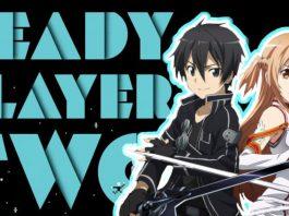 O Livro Ready Player Two (Jogador Nº 1 - 2) tem o Enredo muito parecido com Sword Art Online