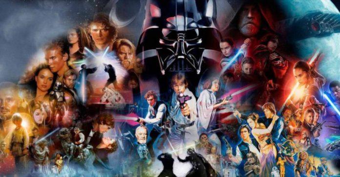 Todos os títulos de filmes de Star Wars classificados do MELHOR até Star Wars: O Retorno Dos Jedi