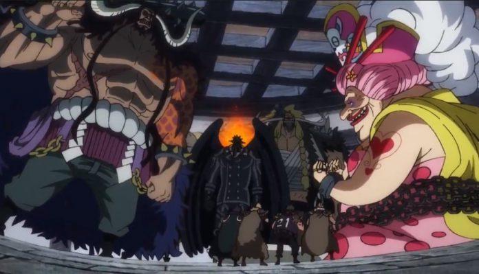 One Piece - Udon está a salvo do exército de Kaido graças a um trio improvável
