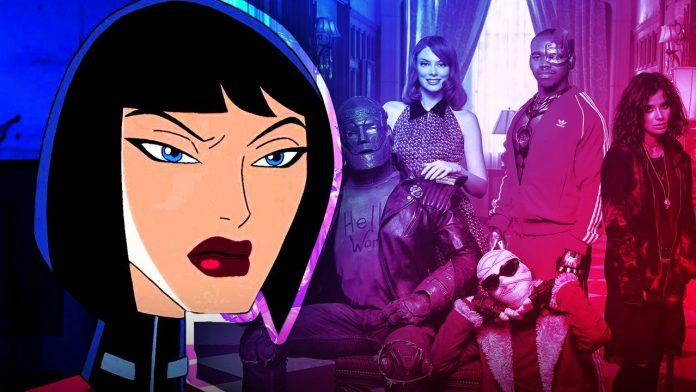 Doom Patrol Temporada 3 para apresentar a vilã Madame Rouge (exclusivo)