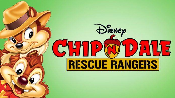 Disney revela o elenco e a premissa do novo filme Tico e Teco e os defensores da Lei