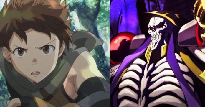 10 melhores anime Isekai lá fora (que não são: Re: Zero)