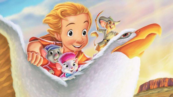 'The Rescuers Down Under' Bernardo e Bianca na Terra dos Cangurus: A história não contada de como a sequência mudou a Disney para sempre