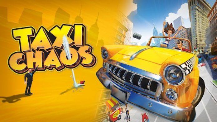 Novo jogo inspirado no Crazy Taxi publicado pela Sega 'Taxi Chaos'