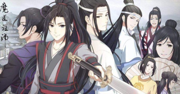 A animação para a TV chinesa está começando a dominar o mercado Global com Boys Love