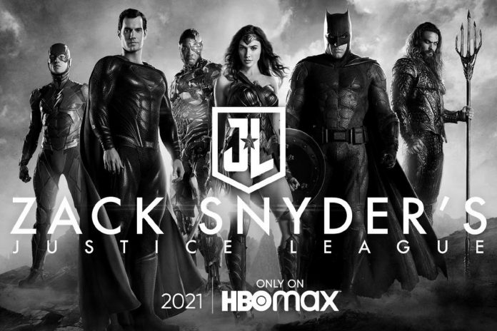Zack Snyder finalmente revela a data de lançamento do 'The Snyder Cut'