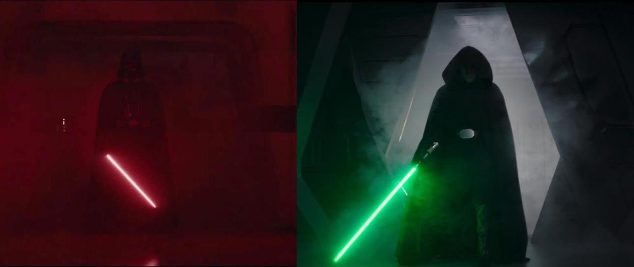 The Mandalorian presta uma homenagem épica ao massacre rebelde de Darth Vader em Rogue One 2