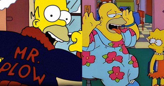 Os Simpsons: Os dez episódios mais engraçados de Homer classificados