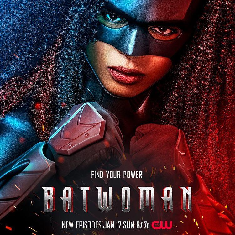 Pôster da 2ª temporada de Batwoman confirma que o traje de Javicia Leslie quebra a tradição do Arrowverse 1