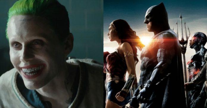 Veja Jared Leto conseguir uma nova fantasia como Coringa para a 'Liga da Justiça' de Zack Snyder
