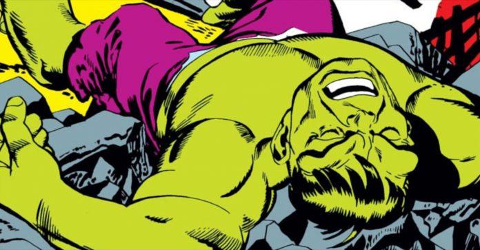 Marvel revela a única arma que pode matar o Hulk