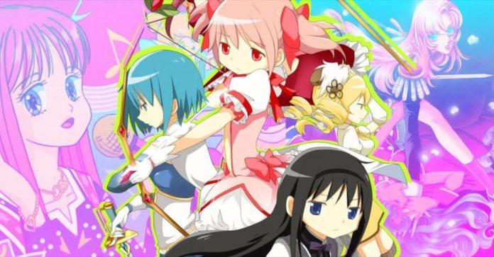 Animes ANTES de The Darkest Magical Girl e DEPOIS de Madoka Magica