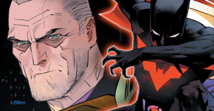 O vilão NASTIEST do Batman Beyond muda a vida de Bruce Wayne para sempre