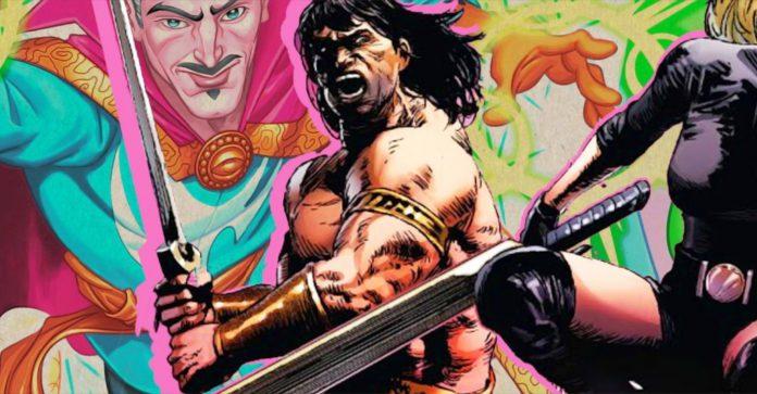 Savage Avengers: ÍCONE da Marvel acaba de recusar a arma mais poderosa do Doctor Strange
