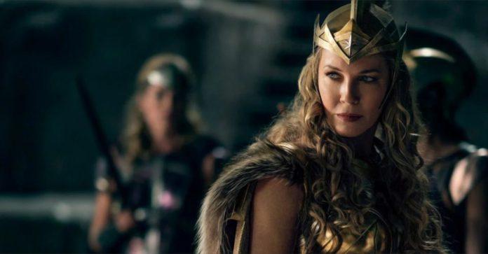 Liga da Justiça: Connie Nielsen aprova Snyder Cut com duas condições