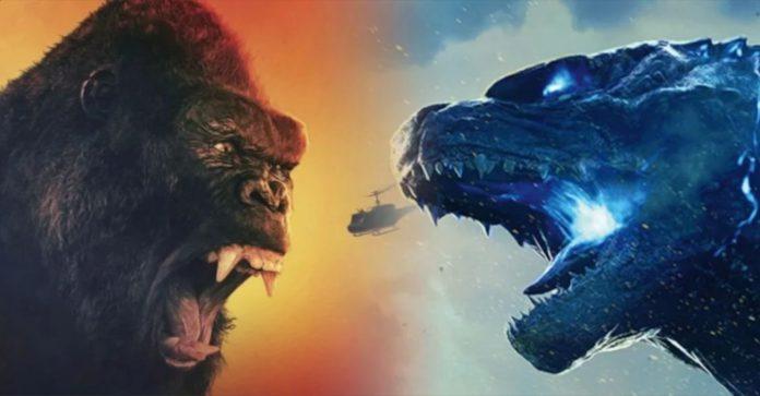 WB pode ter que pagar 250 milhões de dolares pelo lançamento do Godzilla vs. Kong