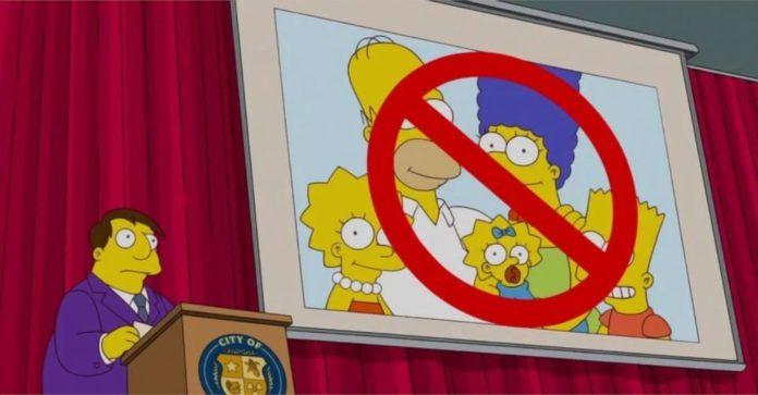 Springfield ODEIA secretamente os Simpsons - e eles têm uma bom argmento