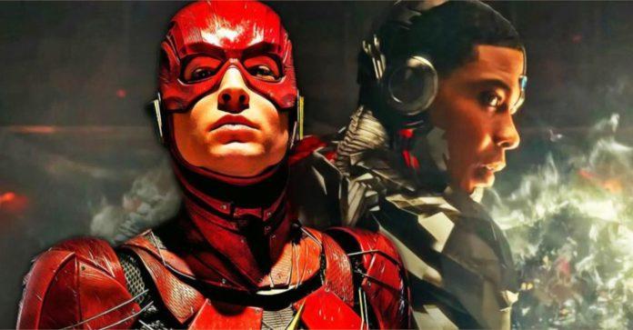 Atualização: O Ciborgue de Ray Fisher não está mais no flash