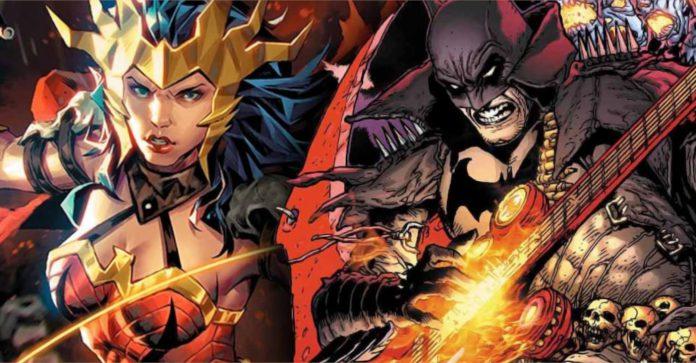 O Death Metal ajudou o Batman a recuperar o ritmo