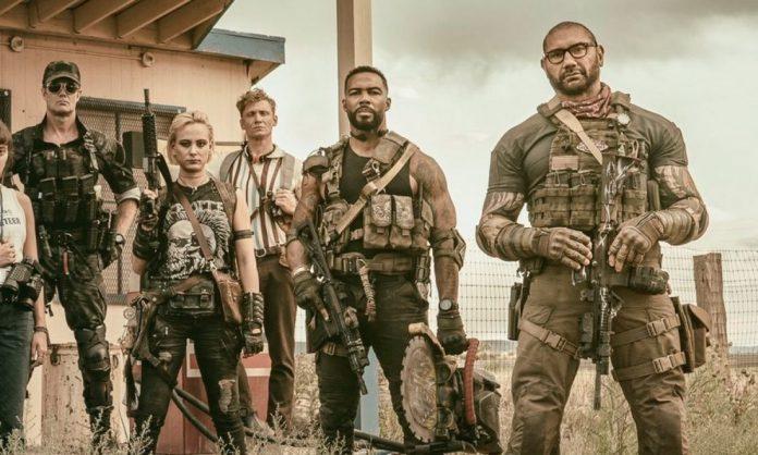 'Army of the Dead' de Zack Snyder lança novas imagens e detalhes sobre o filme Zombie Heist