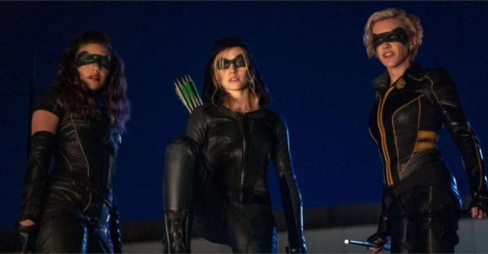Green Arrow & The Canaries não avançam na CW