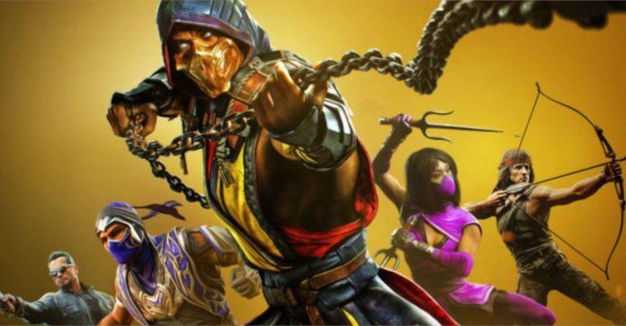 Um novo mod permite que você jogue Mortal Kombat 11 em primeira pessoa