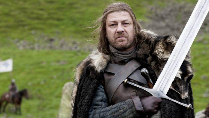 'Game of Thrones' Alum Sean Bean revisita a cena da morte chocante de Ned Stark 10 anos depois