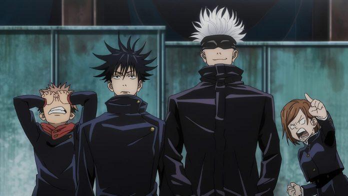 Jujutsu Kaisen e os criadores de My Hero Academia tentam ajudar uns dos outros
