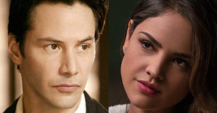 Veja Eiza Gonzalez e Keanu Reeves como DCEU Zatanna e Constantine
