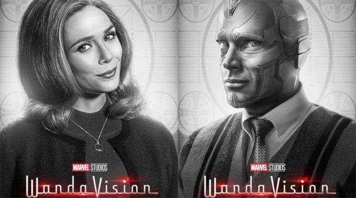 WandaVision da Marvel agora está transmitindo na Disney +