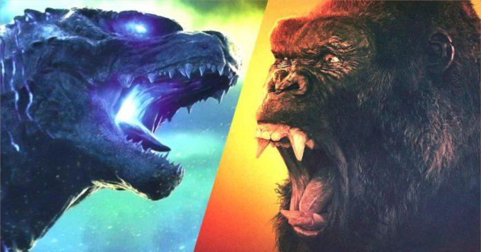 Godzilla vs. Kong chega 2 meses antes marcado para março nos cinemas e na HBO Max