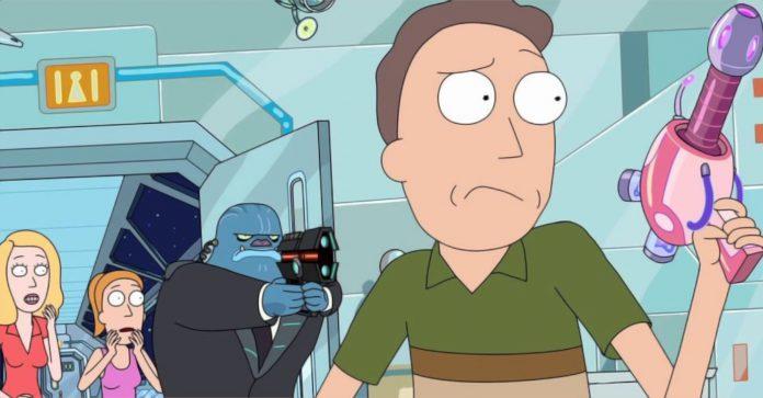 Rick e Morty: como Jerry se tornou o homem mais procurado da galáxia