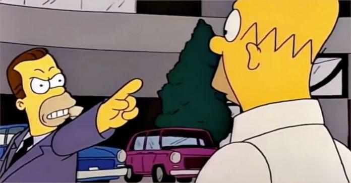 Os Simpsons: O irmão secreto de Homero encontrou um destino infeliz