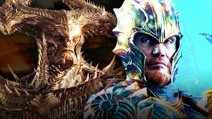 Liga da Justiça: Zack Snyder revela nova imagem de Steppenwolf com Atlantean
