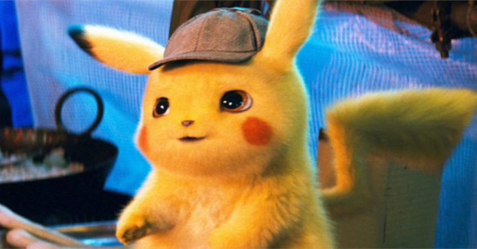 Easter Egg do detetive Pikachu encontrado em Pokémon Sword and Shield